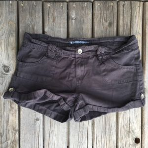 💥5/$25 Dollhouse Faded Cotton Shorts